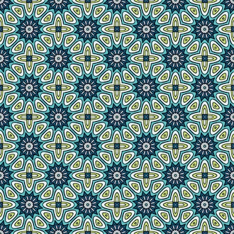 Luksusowy ozdobny wzór mandali