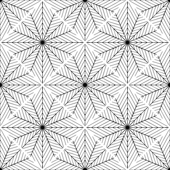 Luksusowy ozdobnych mandali wzór tła