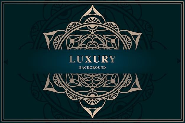 Luksusowy wygaszacz ekranu mandali