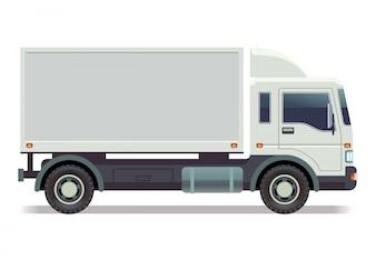 Mała ciężarówka