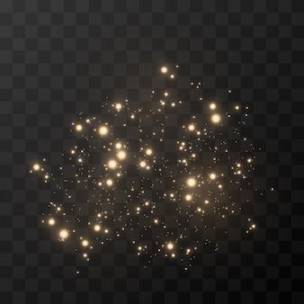 Magic glow sparkling light sparkle sparkle sparkling dust png sparkling magical dust christmas light
