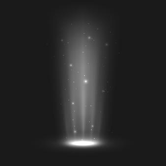 Magiczne efekty świetlne