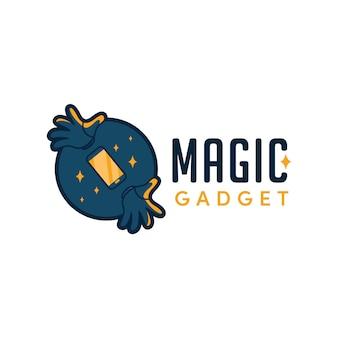 Magiczne logo gadżetu