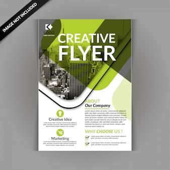 Makieta biznes broszura
