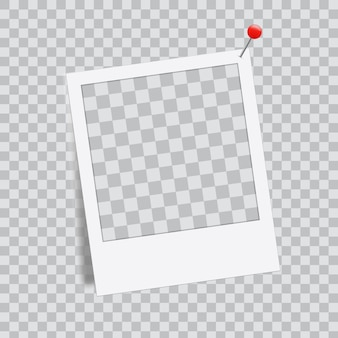 Makieta kreatywnych ramka na zdjęcia, ramka na zdjęcia.