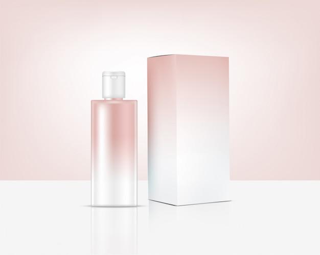 Makieta realistycznych butelek perfum
