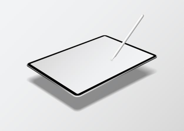 Makieta urządzenia cyfrowego