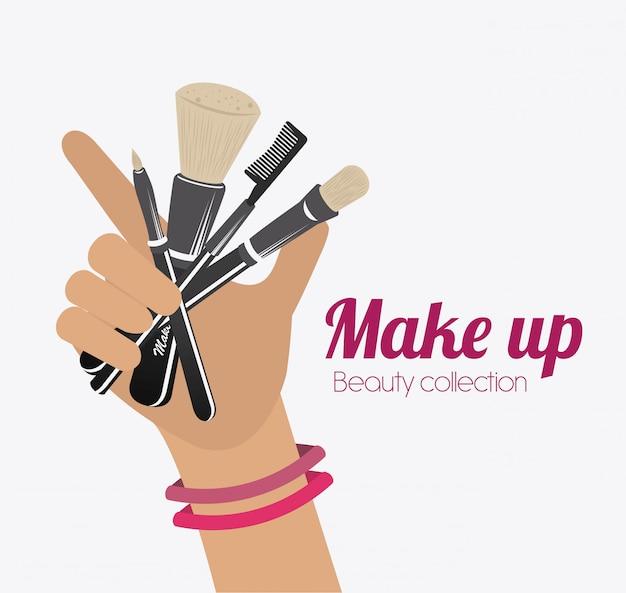 Makijaż projekt.
