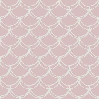 Mała syrenka wzór. tekstura skóry ryb. tło dla dziewczyny, tkaniny, papieru do pakowania, stroju kąpielowego lub tapety. niebieskie tło mała syrenka z rybią łuską.