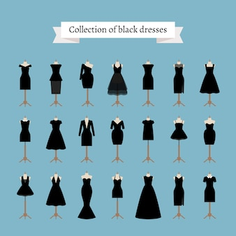 Małe czarne sukienki