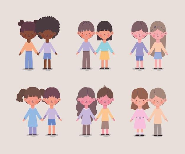 Małe ikony dla dzieci
