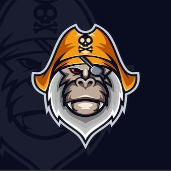 Małpi piraci