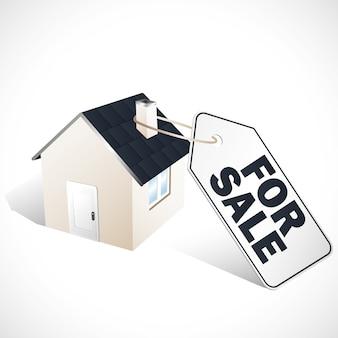 Mały dom na sprzedaż