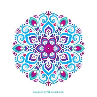 Mandala dekoracyjne tło