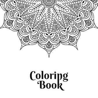 Mandala kolorowanka okładka książki