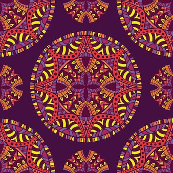 Mandala wektor ornament ozdoba