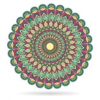 Mandala wzór tła