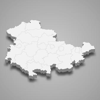 Mapa stanu niemiec