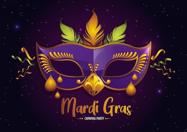 Mardi gras, impreza karnawałowa