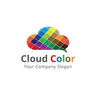 Marka chmura logo