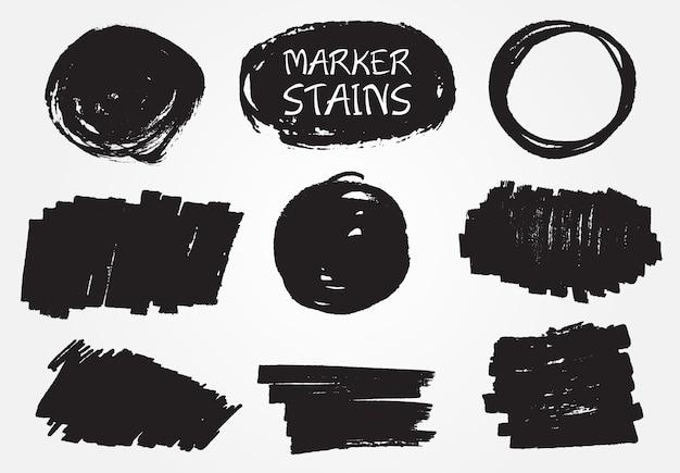 Marker plamy kolekcji