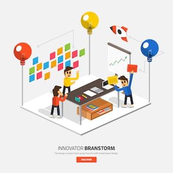 Marketing cyfrowy ilustracje