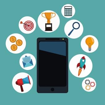 Marketing cyfrowy na smartfony