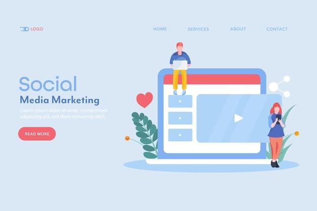 Marketing mediów społecznościowych