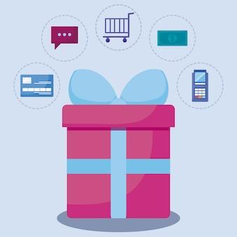 Marketing społecznościowy z prezentem