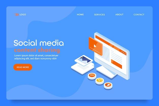 Marketing treści w mediach społecznościowych