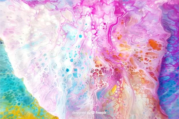 Marmurowa farba tekstury tło