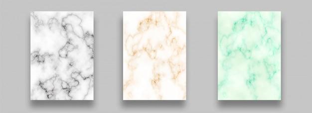 Marmurowy abstrakcjonistyczny różny kolor farby tekstury tło