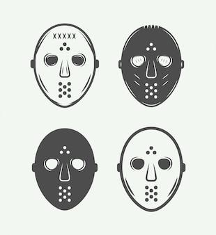 Maski hokejowe