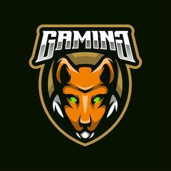 Maskotka logo fox