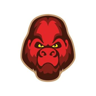 Maskotka małpa