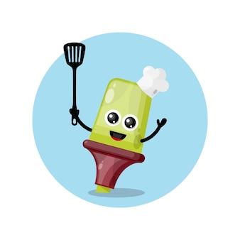 Maskotka szefa kuchni