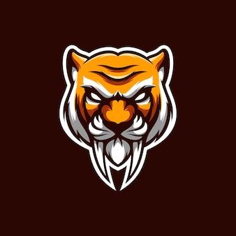 Maskotka tiger blade