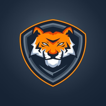 Maskotka tiger esports