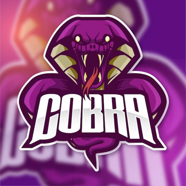 Maskotka węża kobra