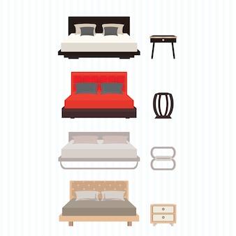Mebel sypialniany