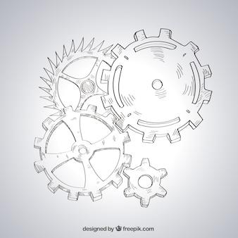 Mechanizm sketchy