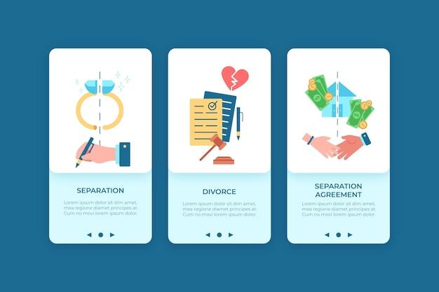 Mediacja rozwodowa - ekrany na pokładzie