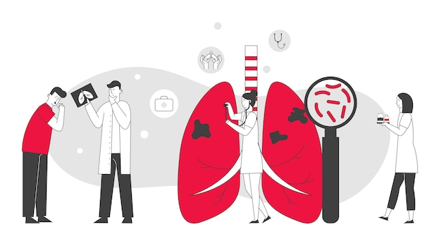 Medycyna układu oddechowego, koncepcja opieki zdrowotnej pulmonologii.