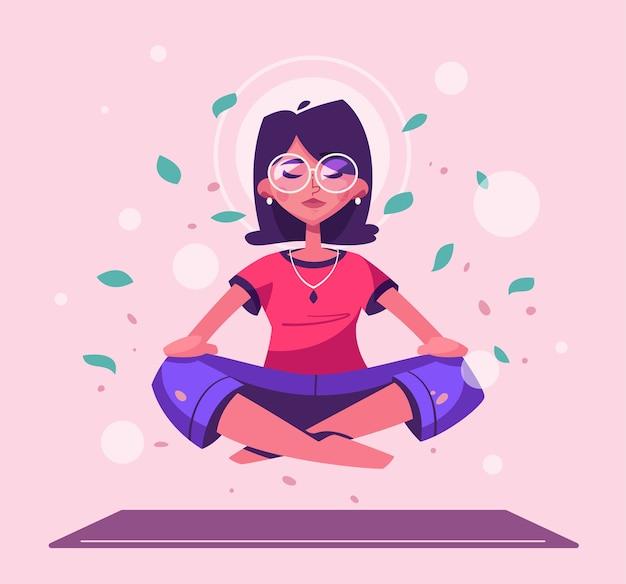 Medytacja korzyści zdrowotne dla ciała i umysłu