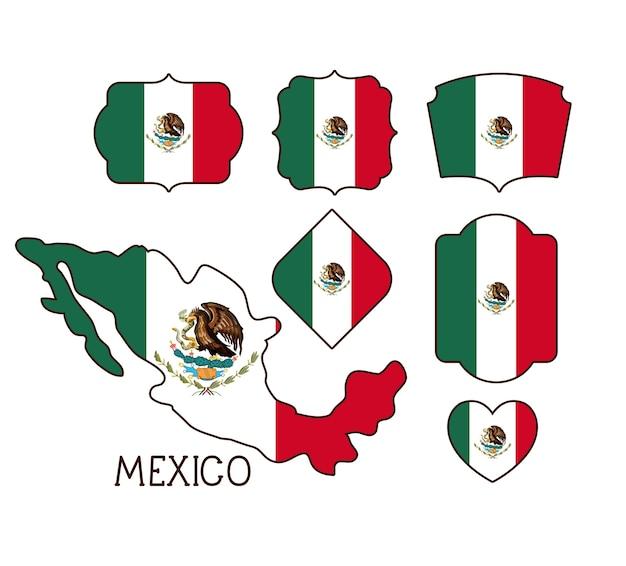 Meksyk plakat