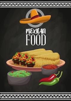 Meksykańska broszura o żywności