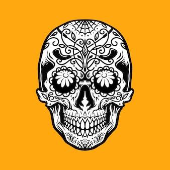 Meksykańska dia de los muertos