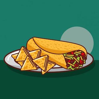 Meksykańska karta żywności