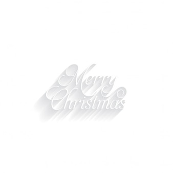 Merry christmas opisowego projekt