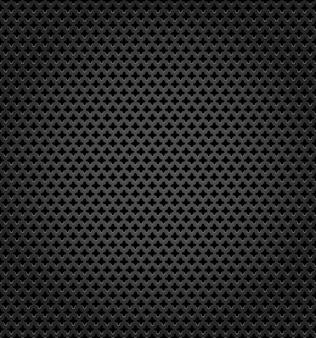 Metaliczna powierzchnia. szablon teksturowanej perforacji